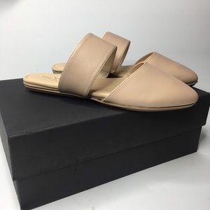 Yosi Samra Vicky soft glove nappa leather mules
